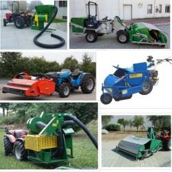 Συλλεκτικές Μηχανές Δενδροκαλλιέργειας