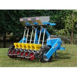 Σπαρτικές Μηχανές Μικρών Σπόρων