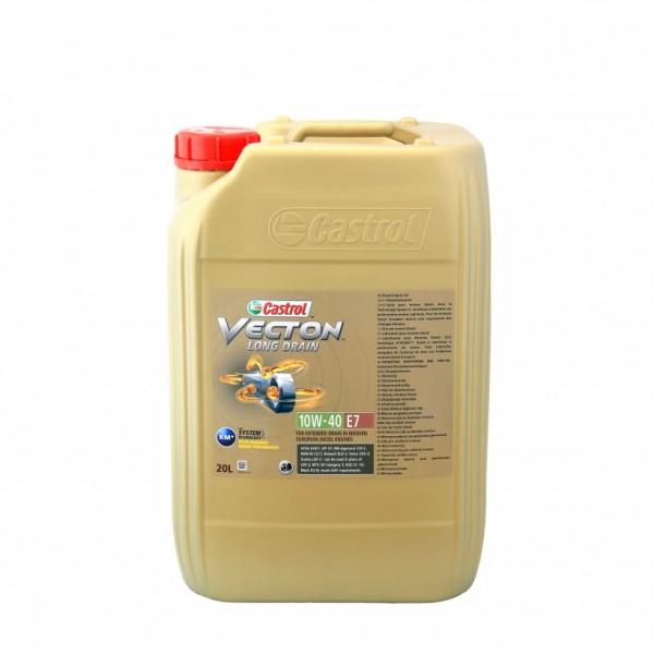 ΛΙΠΑΝΤΙΚΟ CASTROL VECTON 10W-40 E7 20L