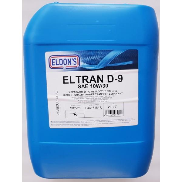 ΛΙΠΑΝΤΙΚΟ ELDON'S ELTRAN D - 9 SAE 10W/30 20L
