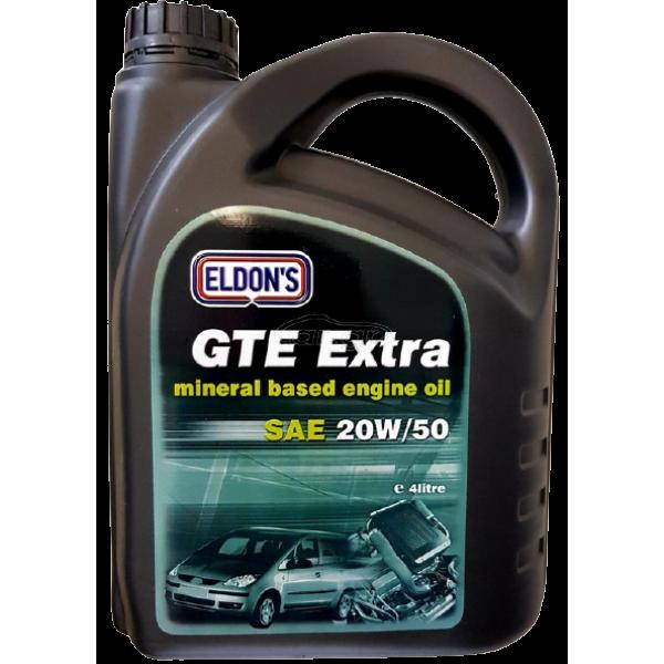 ΛΙΠΑΝΤΙΚΟ ELDON'S GTE EXTRA 20W/50 4LT