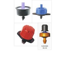 Μικροεκτοξευτήρες - Σταλάκτες